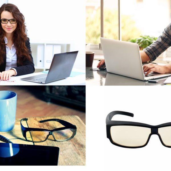 lunettes anti-lumière bleue Top Life