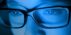 Comparaison F.Lux et lunettes pour écrans