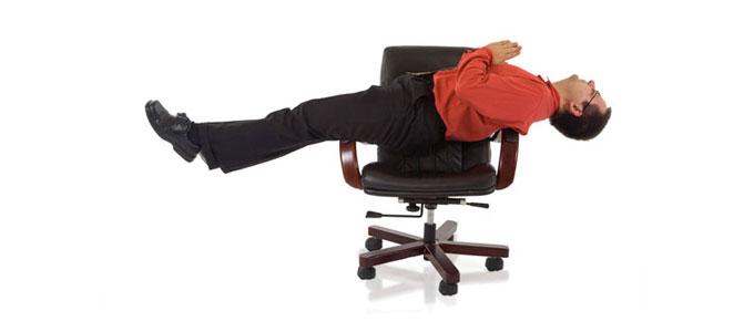 conseils pour une meilleure ergonomie au travail. Black Bedroom Furniture Sets. Home Design Ideas