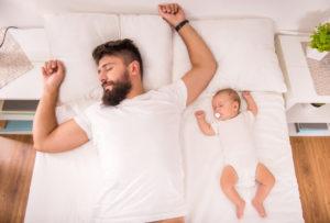 Améliorer son sommeil en famille :)