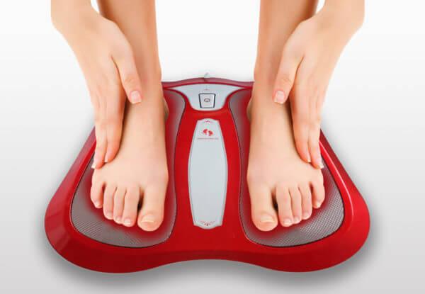 appareil massage pied