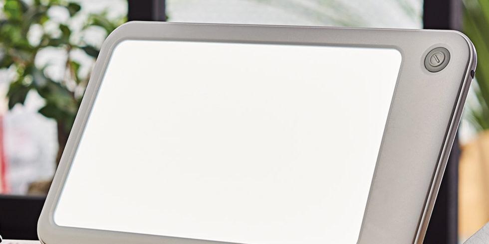 Chassez la déprime : Présentation de la lampe de luminothérapie Top Life
