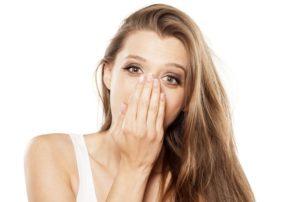guérir la mauvaise haleine